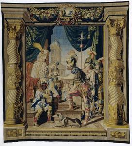 Orestes' wraak op Aegisthus