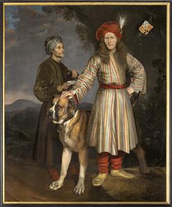 Portret van Assueer Jacob Schimmelpenninck van der Oye (1631-1673)