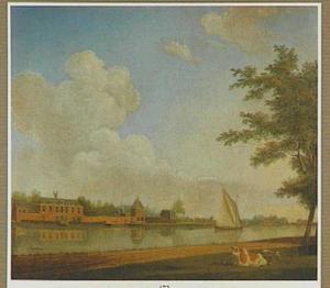 Het Zuider Buiten Spaarne bij Haarlem