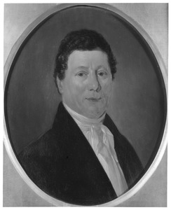 Portret van Adolph Blusse ( -1846)