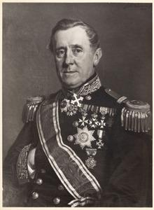 Portret van Gerhardus Fabius (1806-1888)