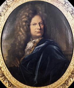 Portret van waarschijnlijk Vincent Paets (1658-1702)