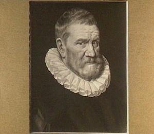 Portret van een 65-jarige man