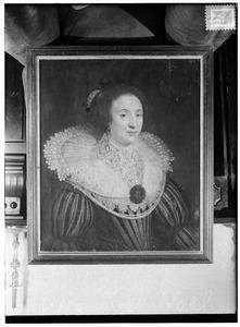 Portret van Susanna Huysmans
