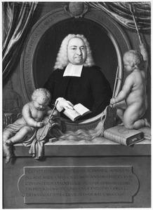 Portret van Adrianus van Boscheiden (1685-1739)