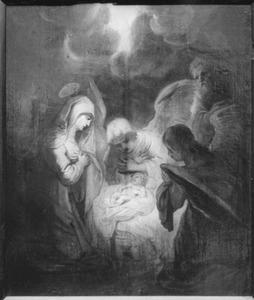 De geboorte van Christus (Lucas 2:1-7)