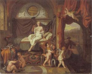 Mercurius, Herse en Aglauros