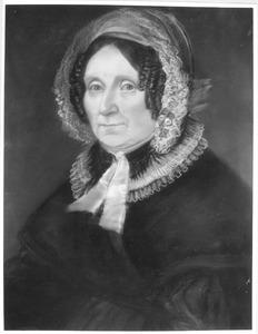 Portret van Fenna van Eerde (1776-1847)