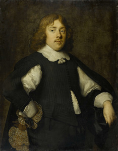 Portret van Joan Pietersz. Reael (1625-1659)