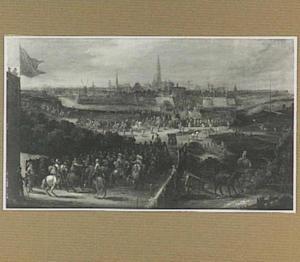 Intocht van de kardinaal-infante Ferdinand in Antwerpen, 17 april 1635