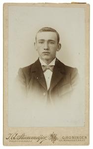 Portret van Bouke Pier Hazenberg (1881-1969)