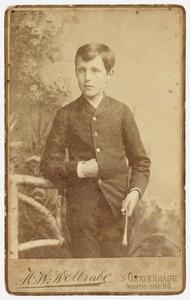 Portret van Frederik Hendrik Gijsbertus van Iterson (1878-1955)