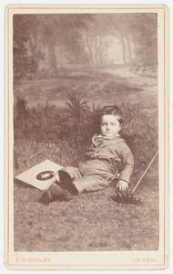 Portret van Arnoldus van Rhijn (1877-1965)