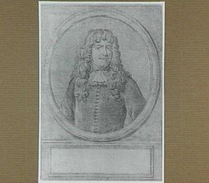 Portret van Nicolaus Heinsius (1620-1681)