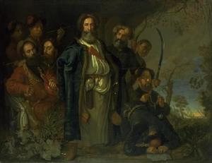 Tataarse gezantschap bezoekt Kopenhagen