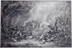 De veldslag bij Bergen aan Zee, 6 oktober 1799