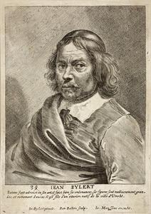 Portret van Jan van Bijlert (c. 1597/8-1671)