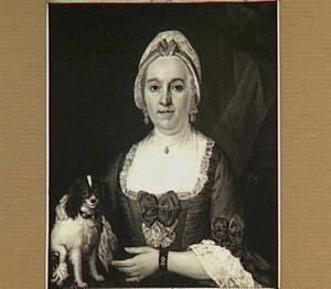 Portret van Hendrika Wiegman, echtgenote van 1. Johan Willem Remy en 2. Jan Christiaan Biebericher