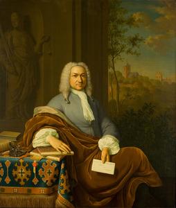 Portret van Joan van Gijblant