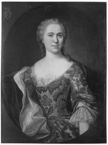 Portret van Henrietta Antoinetta Hop (1721-1798)