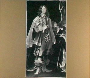 Portret van Ferdinand Karl, aartshertog van Oostenrijk (1628-1662)