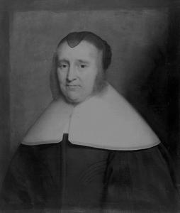 Portret van mogelijk Elisabeth van Essen (1597-1661)