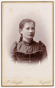 Portret van Henriette Johanna de Joncheere (1878-1949)
