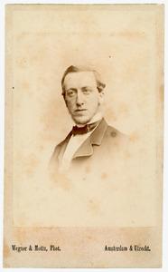 Portret van Felix Theodoor Westerwoudt (1831-1914)