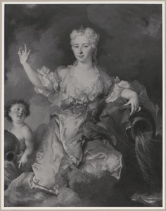 Portret van Cornelia Philippina de Boodt (1712-1742)