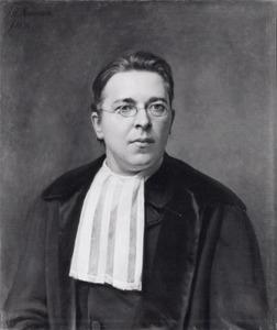 Portret van Hendrik Gerrit Kleijn (1859-1896)