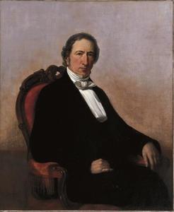 Portret van Cornelis Heineken (1799-1862)
