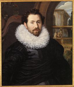 Portret van Pieter Carel (?-1640)