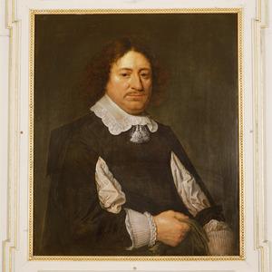 Portret van Jacob Tevel