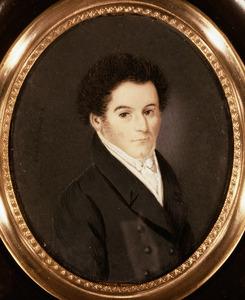 Portret van Paulus Cornelis Hoynck van Papendrecht (1793-1877)