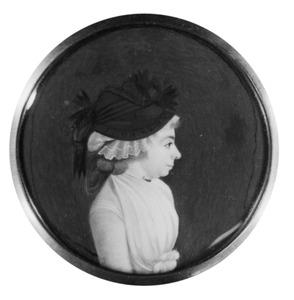 Portret van Susanne Civile d'Aumale (1740-1822)
