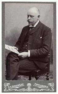 Portret van Leendert Pot (1863-1935)