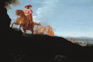 Hl. Maarten te paard