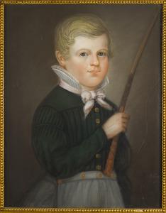 Portret van Gerrit van Holk (1833-1889)