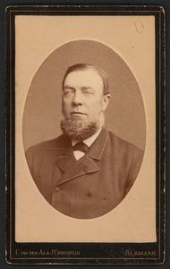 Portret van Jan Breebaart