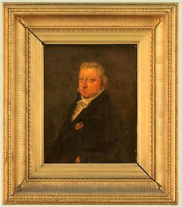 Portret van Willem Gerrit van de Poll (1763-1836)