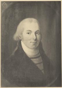 Portret van Huibert van Rijckevorsel (1768-1799)