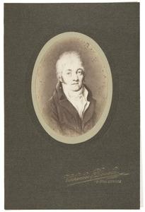 Portret van Abraham Gevers Deynoot (1776-1845)