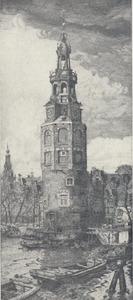 Montelbaanstoren te Amsterdam