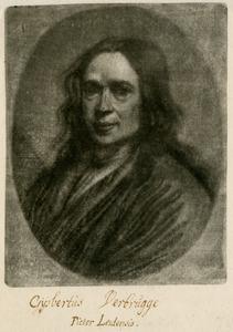 Portret van Gijsbert Andriesz. Verbrugge (1633-1730)