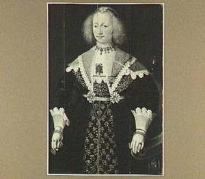 Portret van Anna van Wytsma (1613-1652)