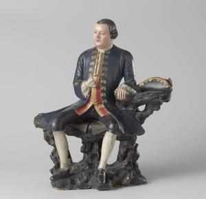 Portret van een man, mogelijk Andreas Everardus van Braam Houckgeest (1739-1801)
