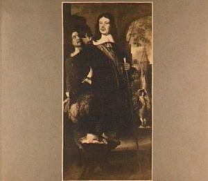 Portret van Gerrit Leendertsz. van Grootvelt