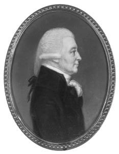 Portret van Gerrit David Jordens (1734-1803)