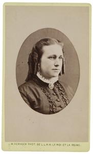 Portret van Anna van Beyma (1839-1928)
