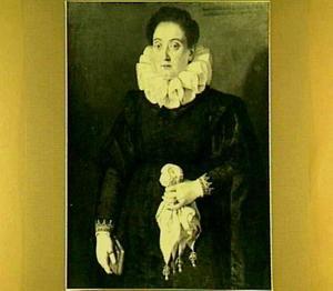 Portret van Tomassa Gravelli (?-?)